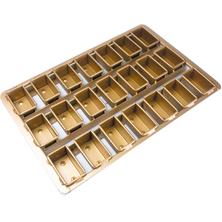 DZ615-21连金色不粘吐司盒